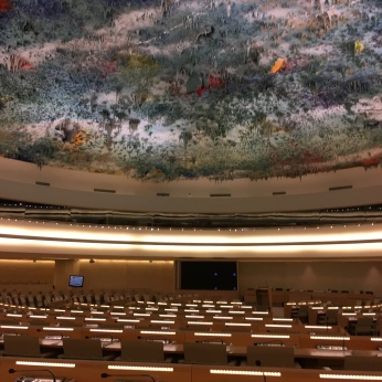 The Human Rights and Alliance of Civilizations Room at the United Nations Geneva