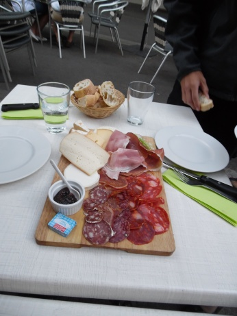 Great Charcuterie in Prades