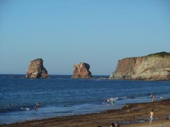 The twin rocks