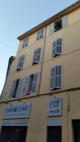 Apartment in Aix